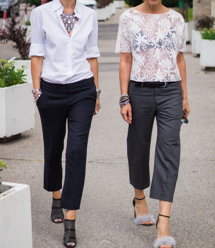 How To Wear Cropped Pants 2021