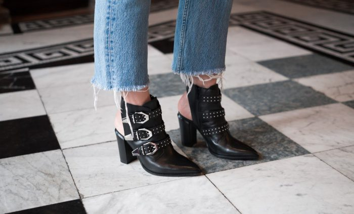 2018 Cut Out Boots For Women Best Street Style Looks (16)