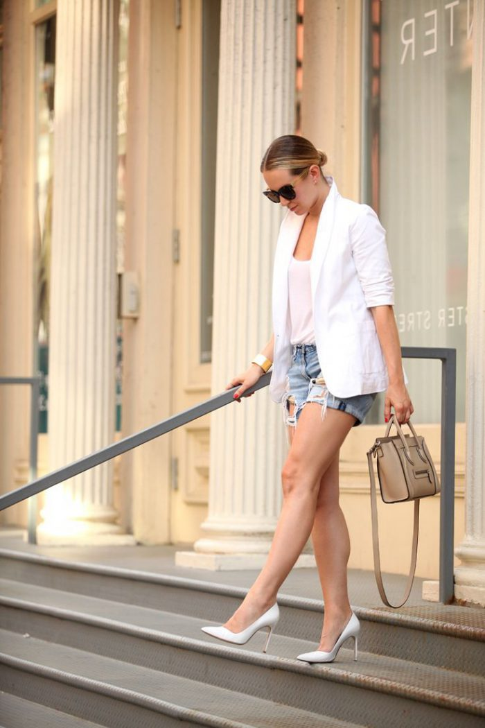 22 Ways To Wear Denim Cutoffs 2020