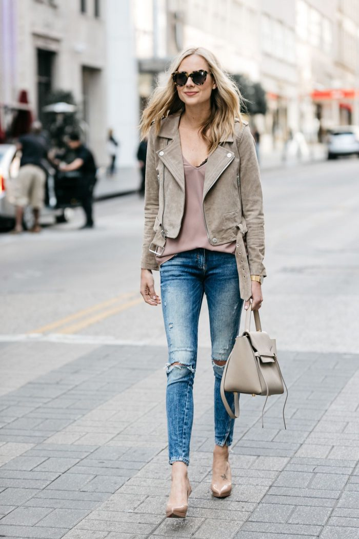 Suede Fashion Trend For Women 2020