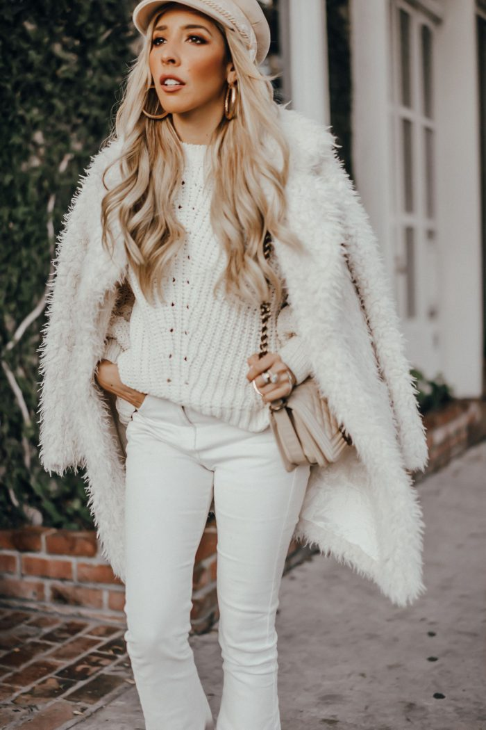 What to Wear with White Pants This Autumn 2020