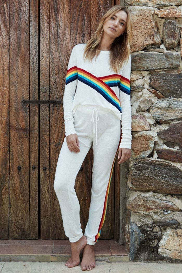 22 Fashionable Ways To Wear Sweatpants 2019