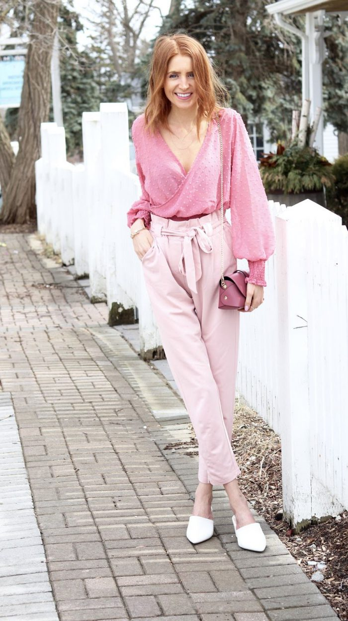 39 Ways to Wear Pink If you Are Grown Up 2019