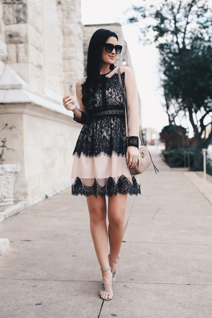 Sexy Ways to Wear Lace 2019