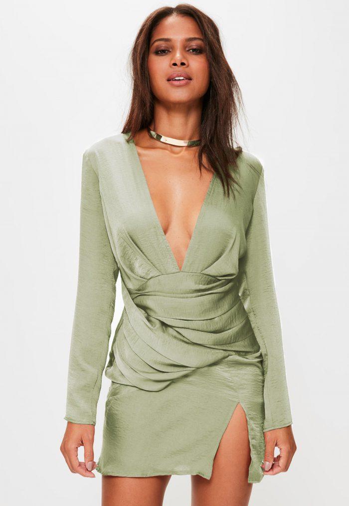 15 Long-Sleeve Mini Dresses 2020