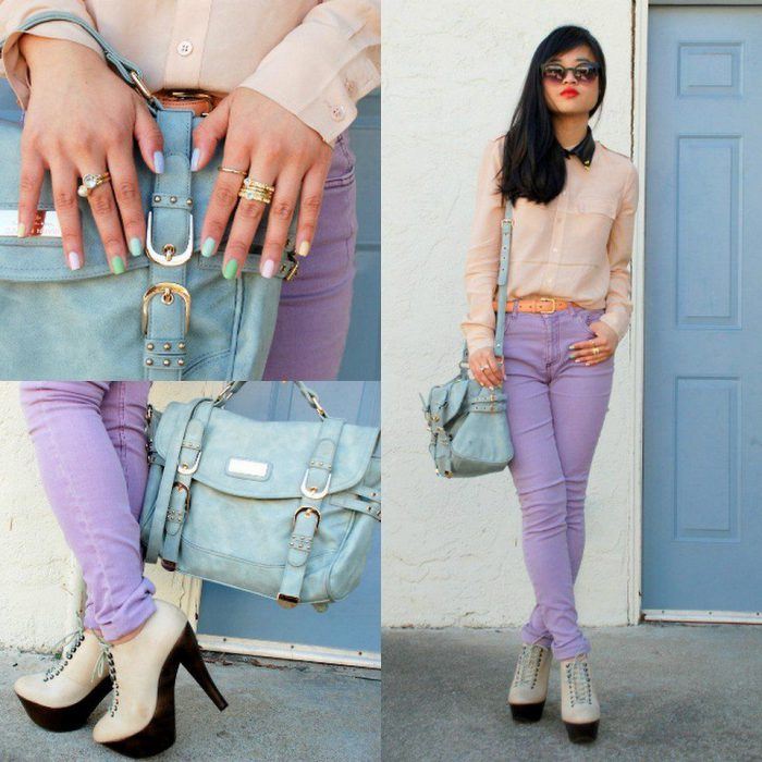 Fabulous Pastel Jeans For Everyday Wear 2019
