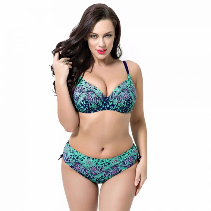 2018 Plus Size Swimwear Trends For Women (13)