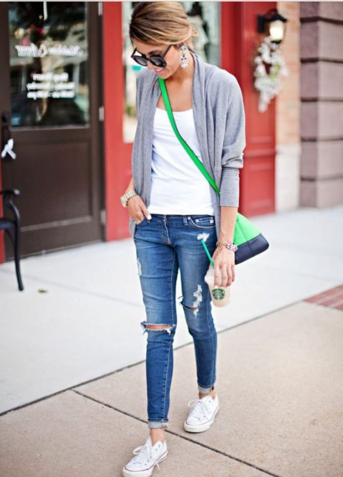 36 Ways How To Make Distressed Jeans Look Great 2019