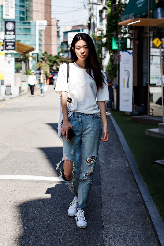 36 Ways How To Make Distressed Jeans Look Great 2020