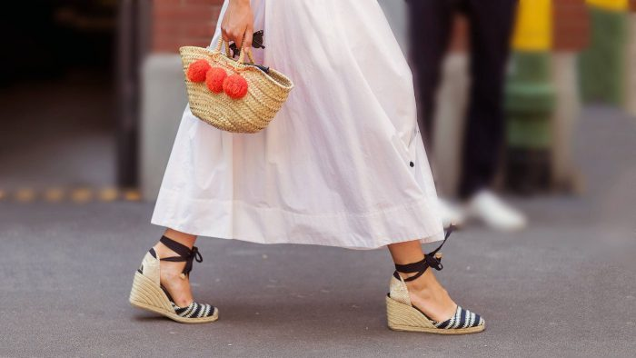 38 Espadrilles That Are On Trend This Summer 2019
