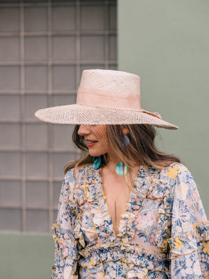 2018 Summer Hats For Women Street Looks (26)
