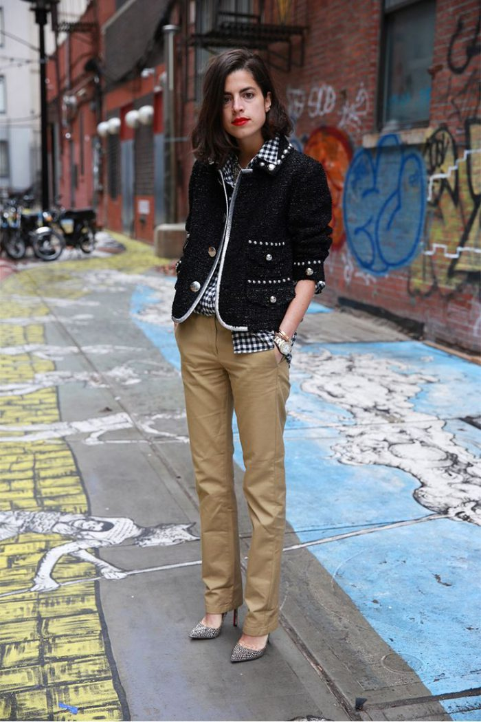 9d252ee6664 Best Ways to Wear Khaki Pants This Summer 2019 - FashionMakesTrends.com