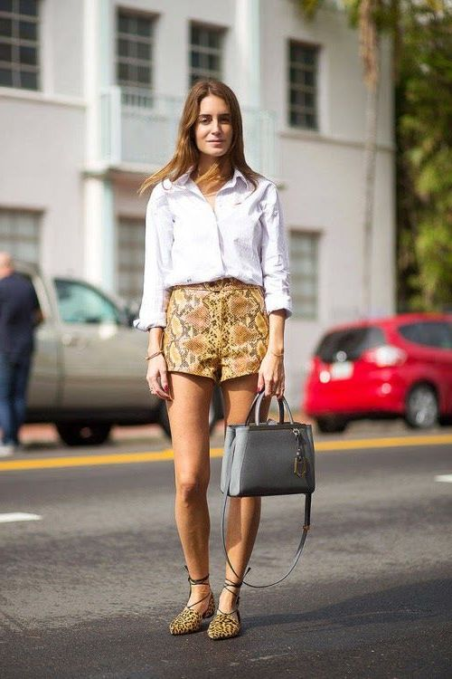 How to Wear Lace Up Flats This Summer And Stay Cool 2020