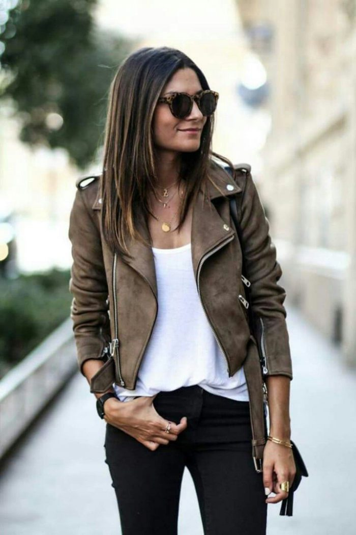29 Leather Ideas For Summer 2019