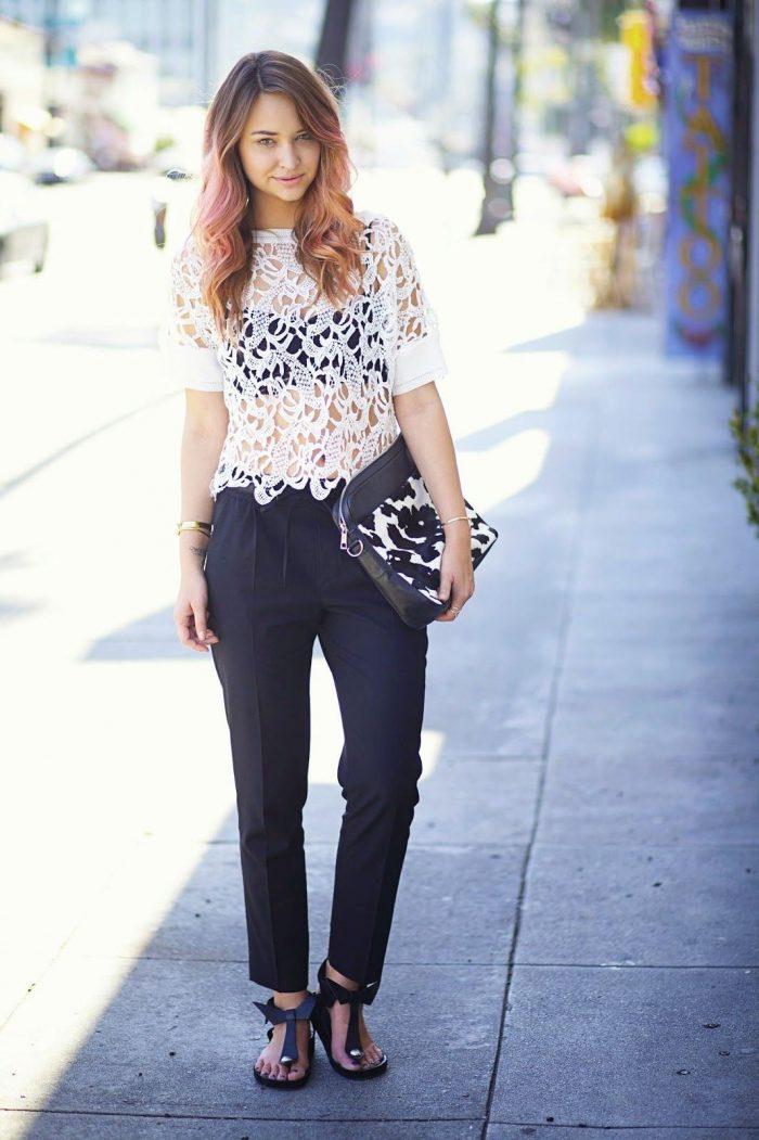 26 Summer Sheer Clothing Ideas For Women 2020