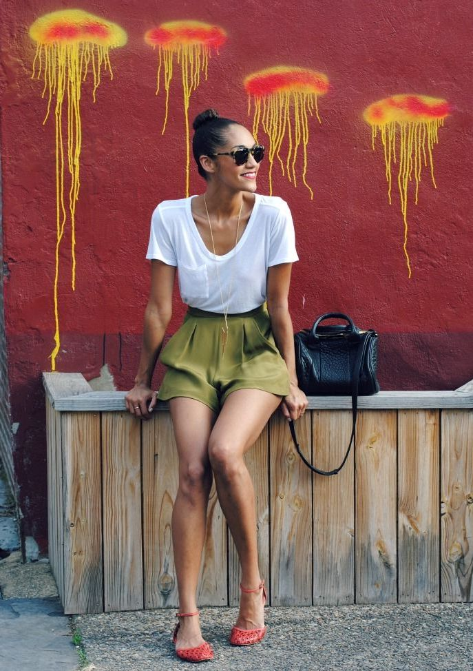 35 Women Shorts To Wear This Summer 2020