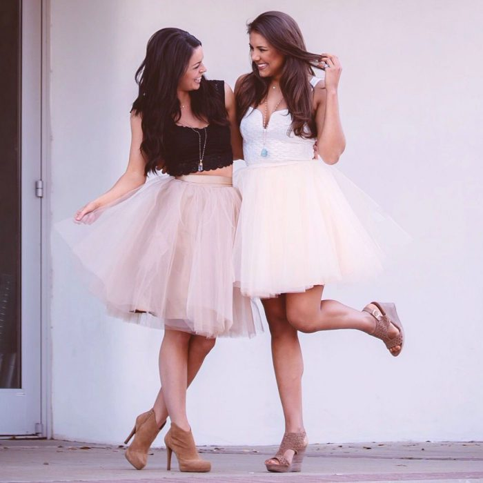 27 Ways To Wear Tulle Skirts on the Streets 2020