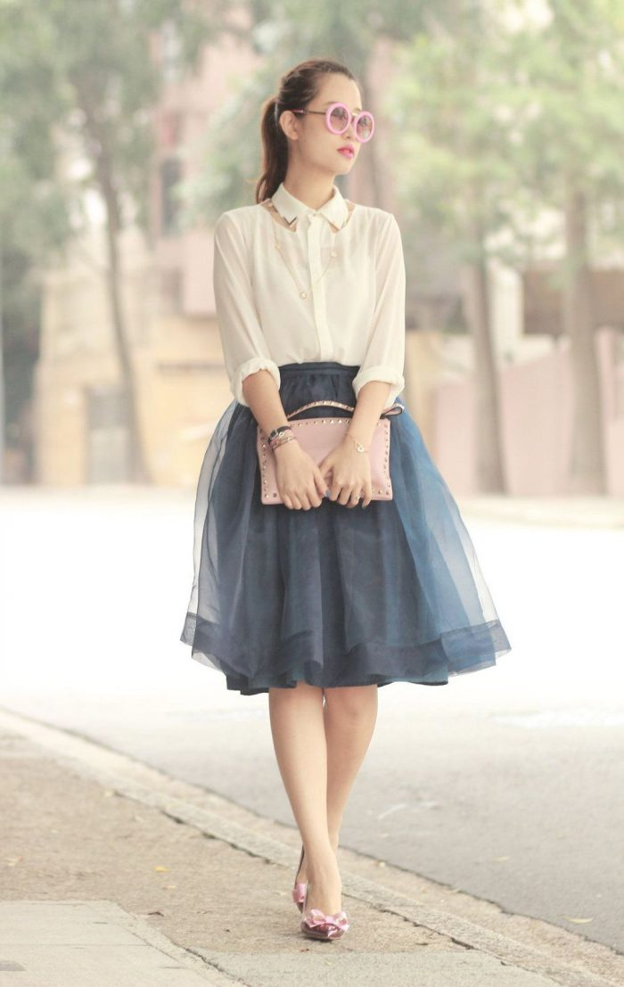 How to Wear Tulle Skirts And Stay Elegant 2021