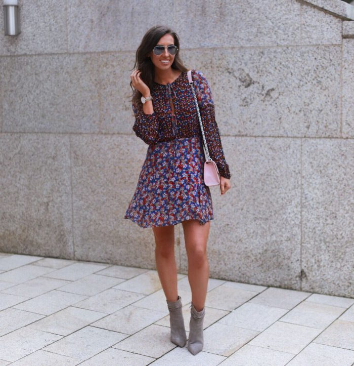 Dresses With Ankle Boots 2019