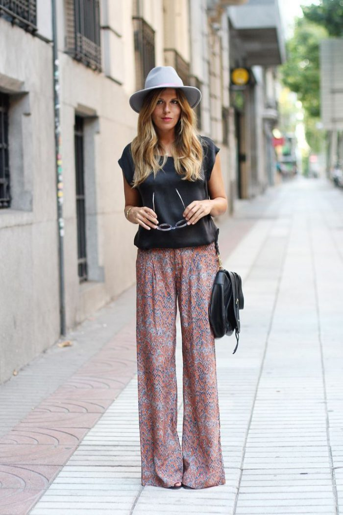 How To Create Perfect Boho Chic Look Street Style (10)
