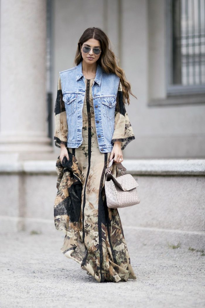 How To Create Perfect Boho Chic Look Street Style (2)