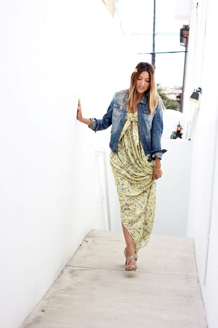 How To Create Perfect Boho Chic Look Street Style (7)