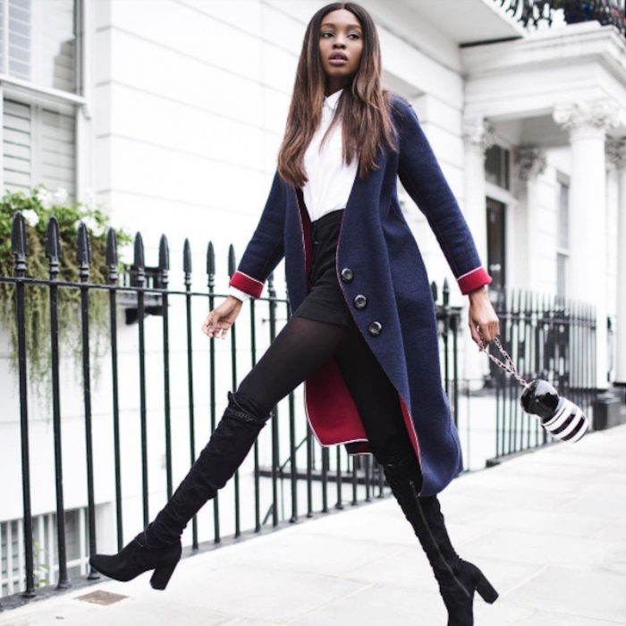 How To Wear Tights This Year Street Style (13)
