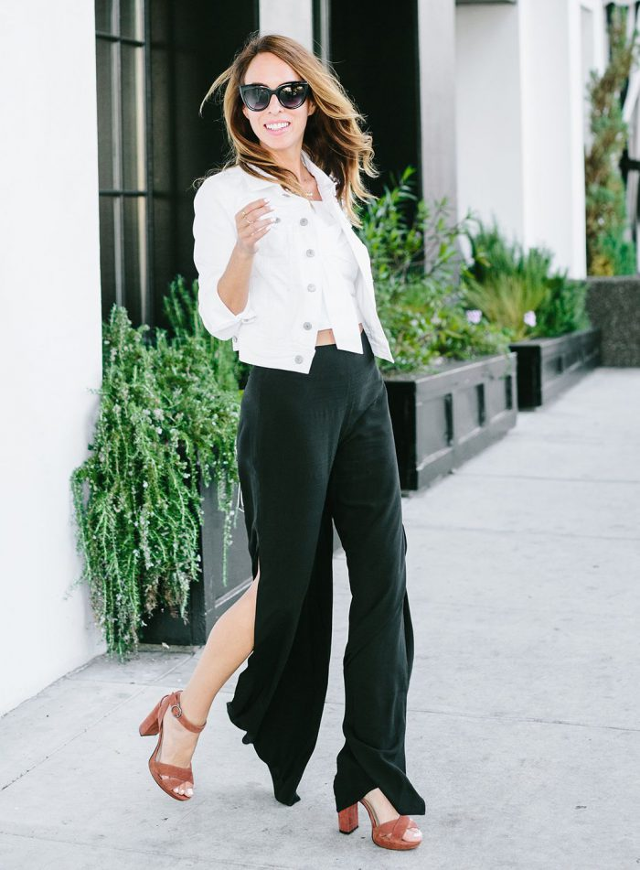 15 Ways To Wear Wide Leg Pants 2019