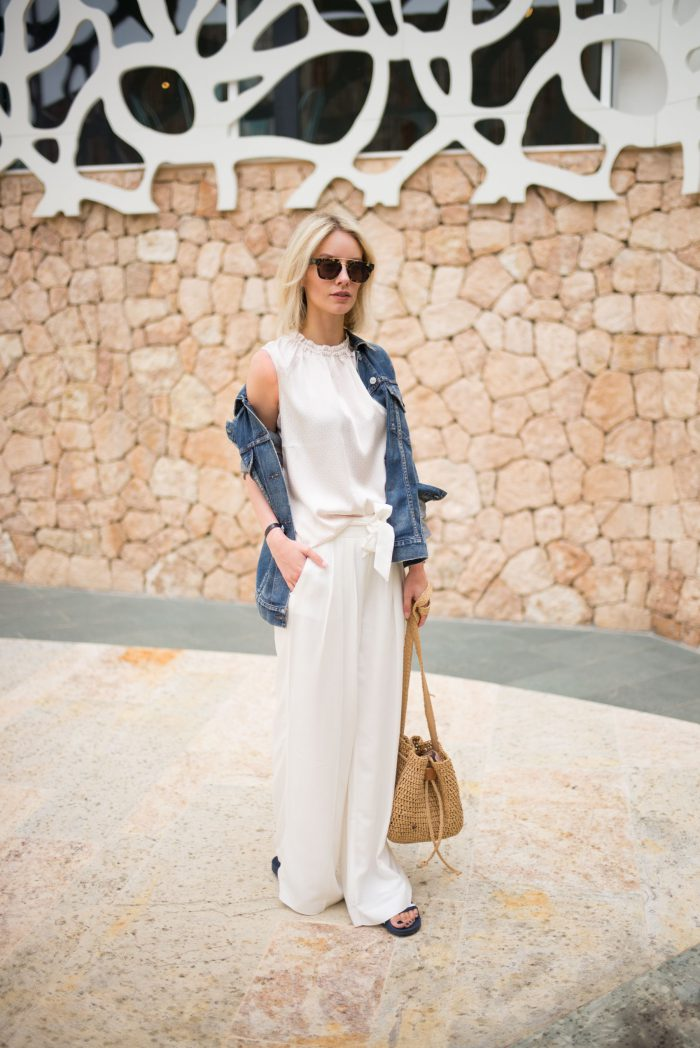 15 Ways To Wear Wide Leg Pants 2020