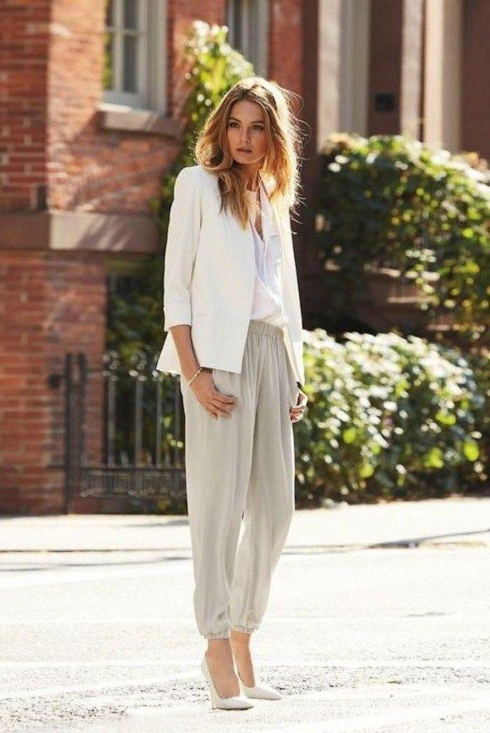 Jogger Pants Street Style Looks For Women 2020