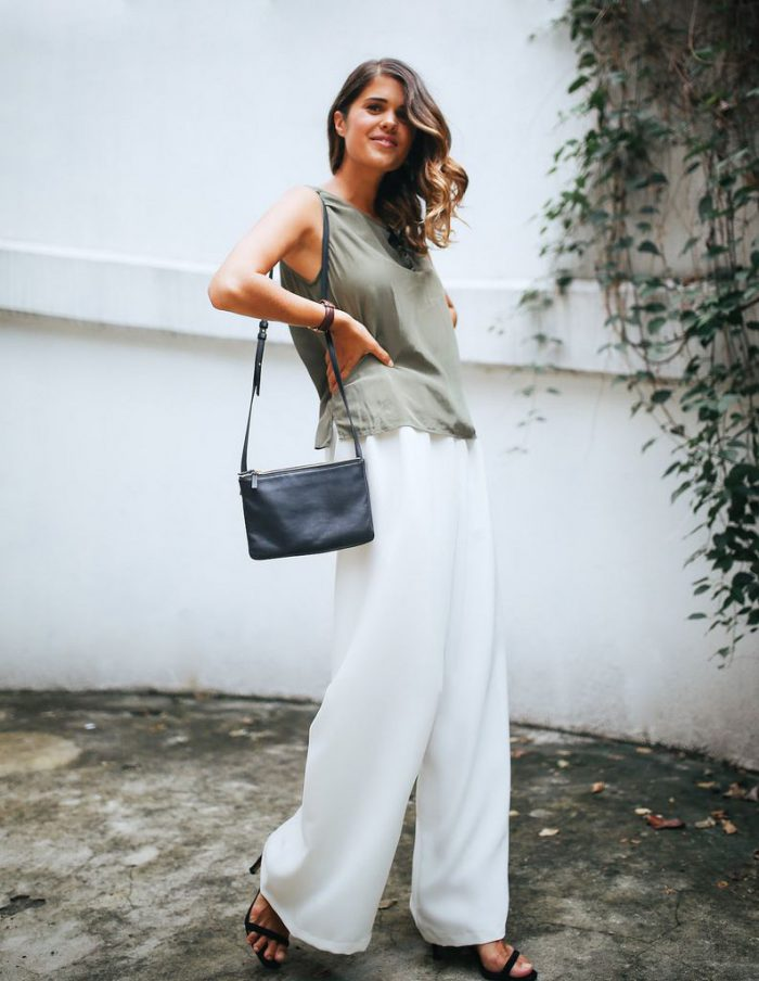 Can I wear Palazzo Pants: Street Style Ideas 2020