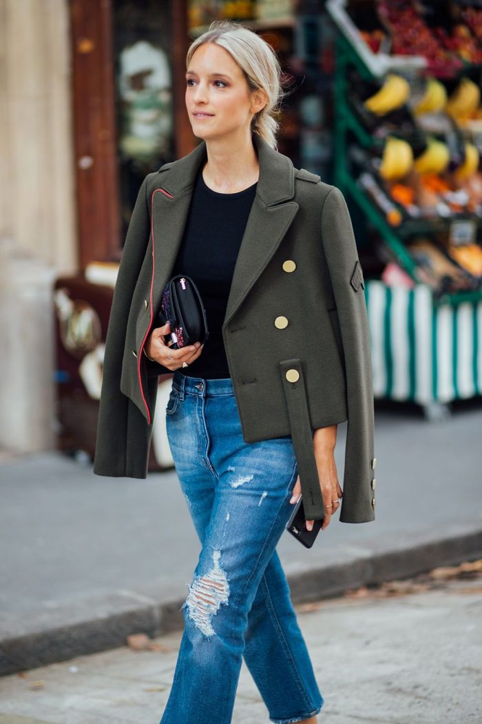 Pea Coats For Women Best Ideas How To Wear (1)
