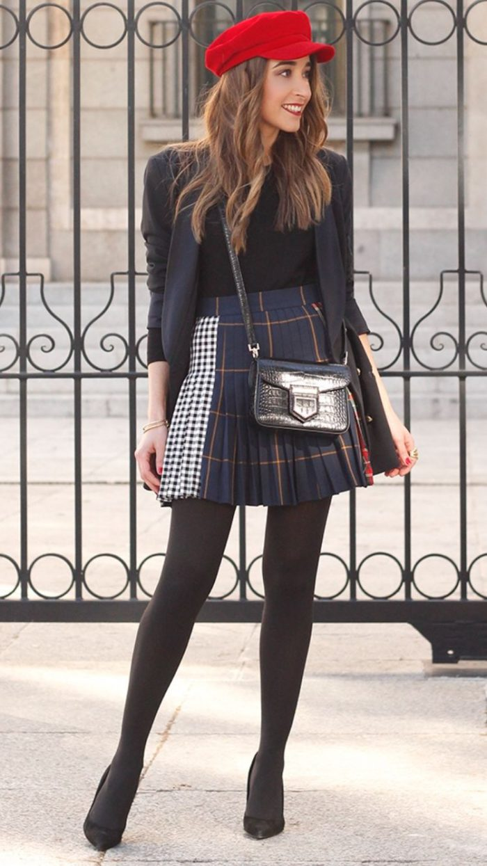 Pleated Skirts Best Outfits (1)