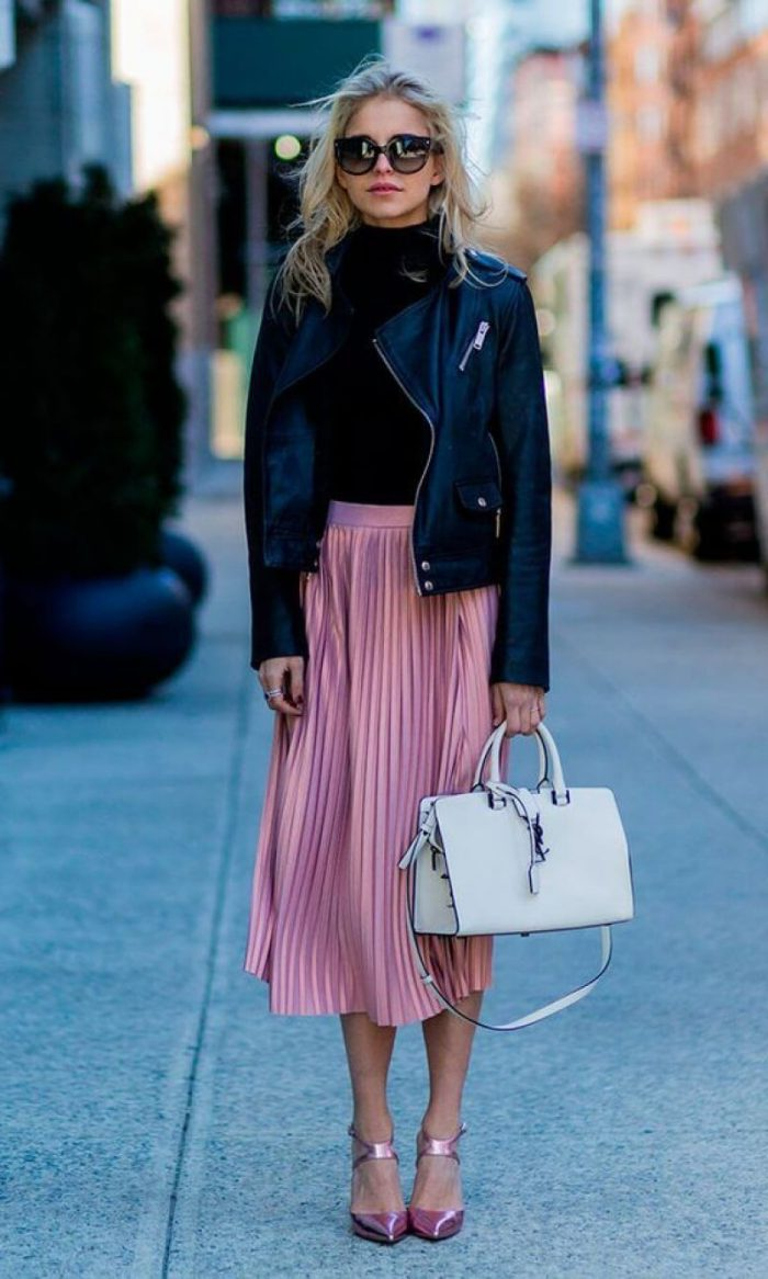 Pleated Skirts Simple Outfit Ideas To Try Now 2019