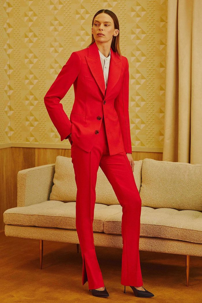 What To Wear With A Pantsuit For Women 2021
