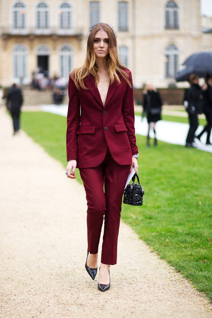 What To Wear With A Pantsuit For Women 2019