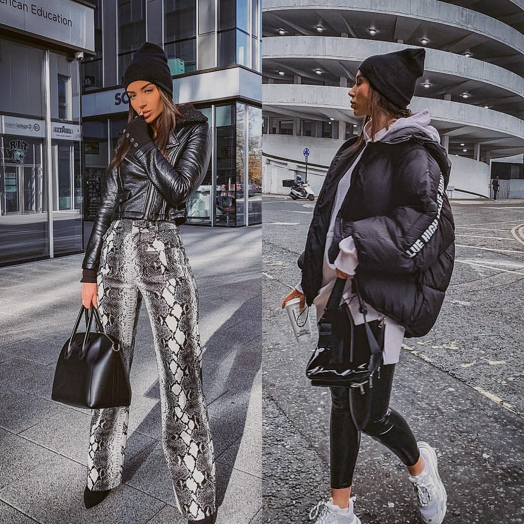 Urban Sporty Street Style OOTD For Autumn 2020