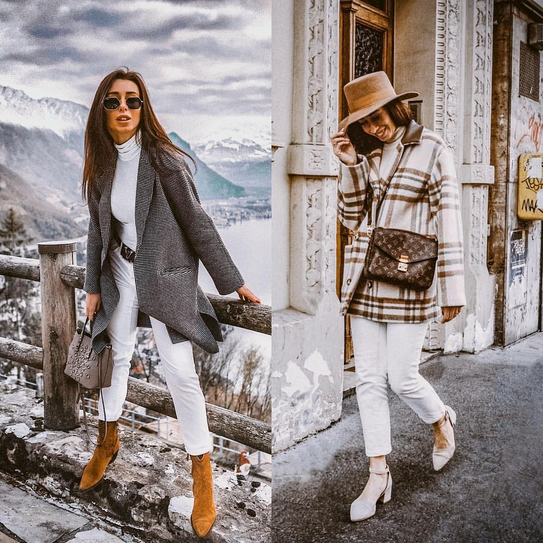 How To Wear White Turtleneck: Winter Essentials 2019