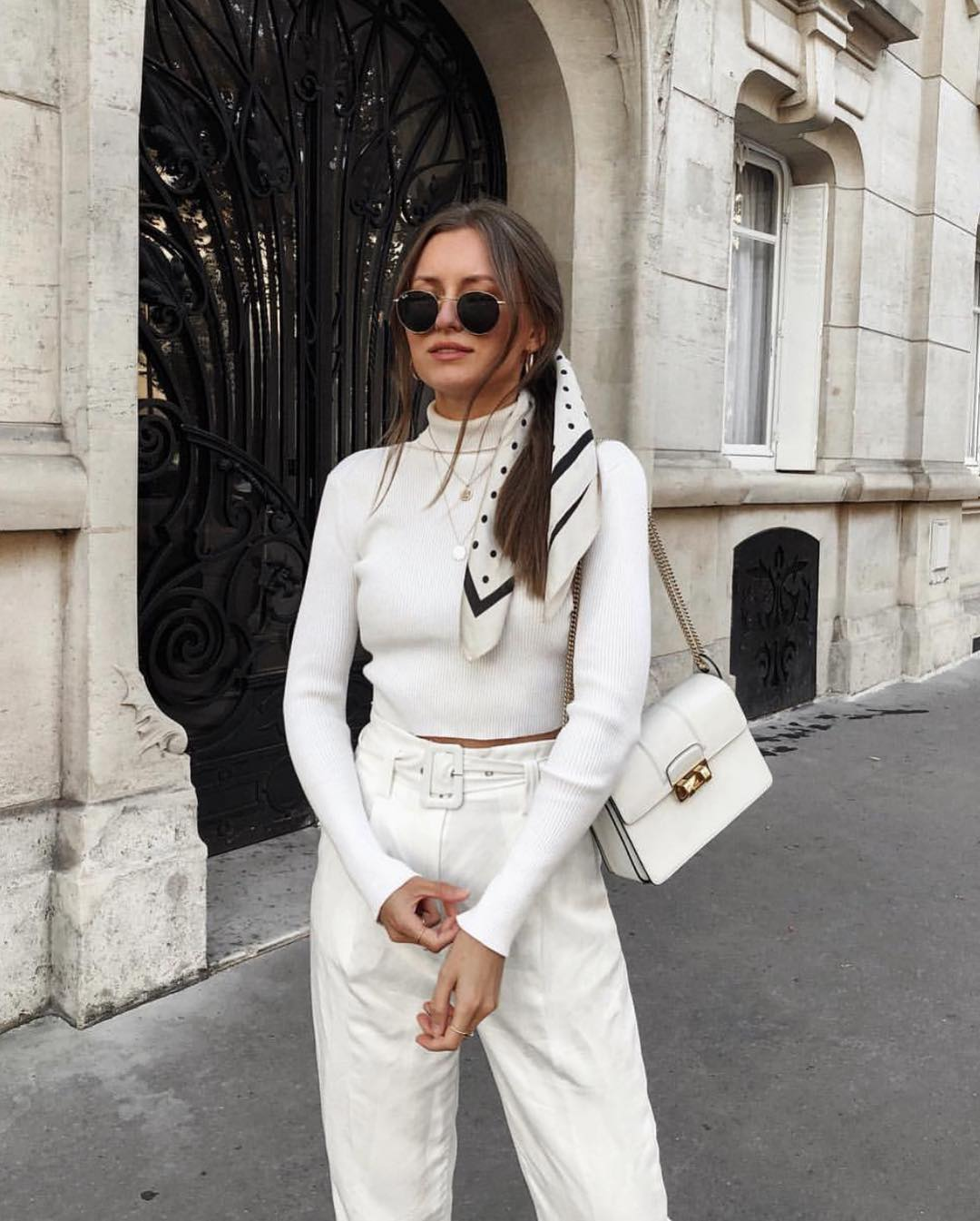 Parisian Chic Essentials For Fall: OOTD For Ladies 2019