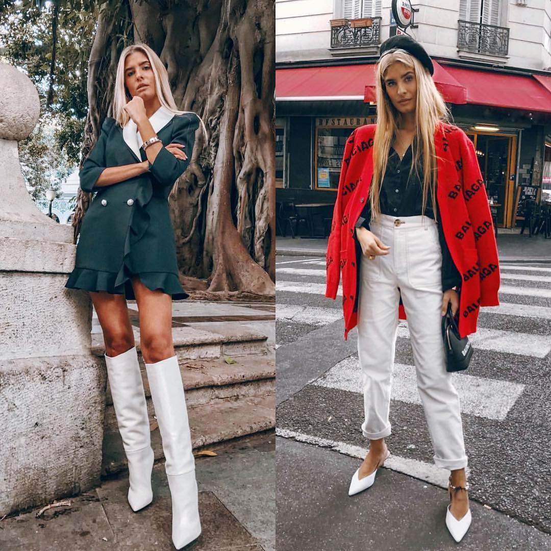 How To Dress Like Parisian: French Chic Autumn Essentials 2019