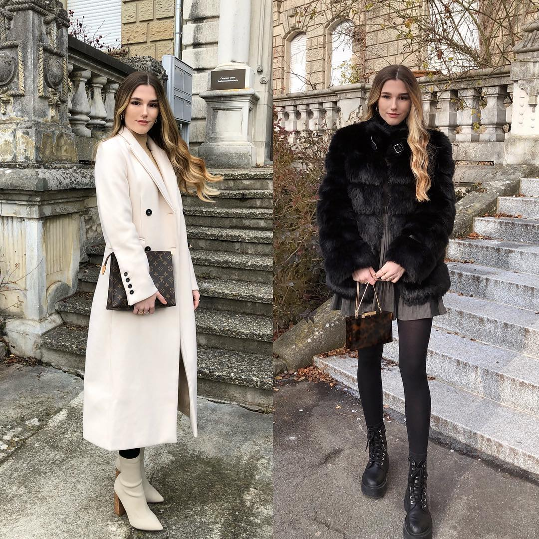 What Is Better Wool Coat Or Fur Coat For Autumn 2019