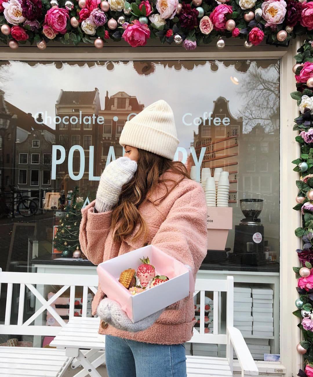 All Your Favorite Fall Essentials: Fur, Knitwear & Denim 2019