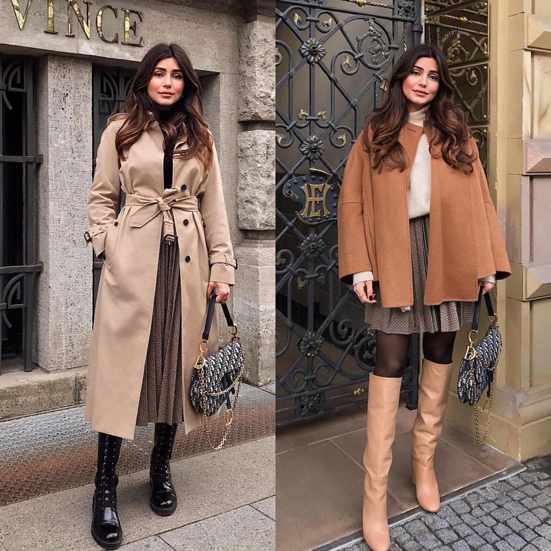 French Chic Outerwear Outfit Ideas For Fall 2019