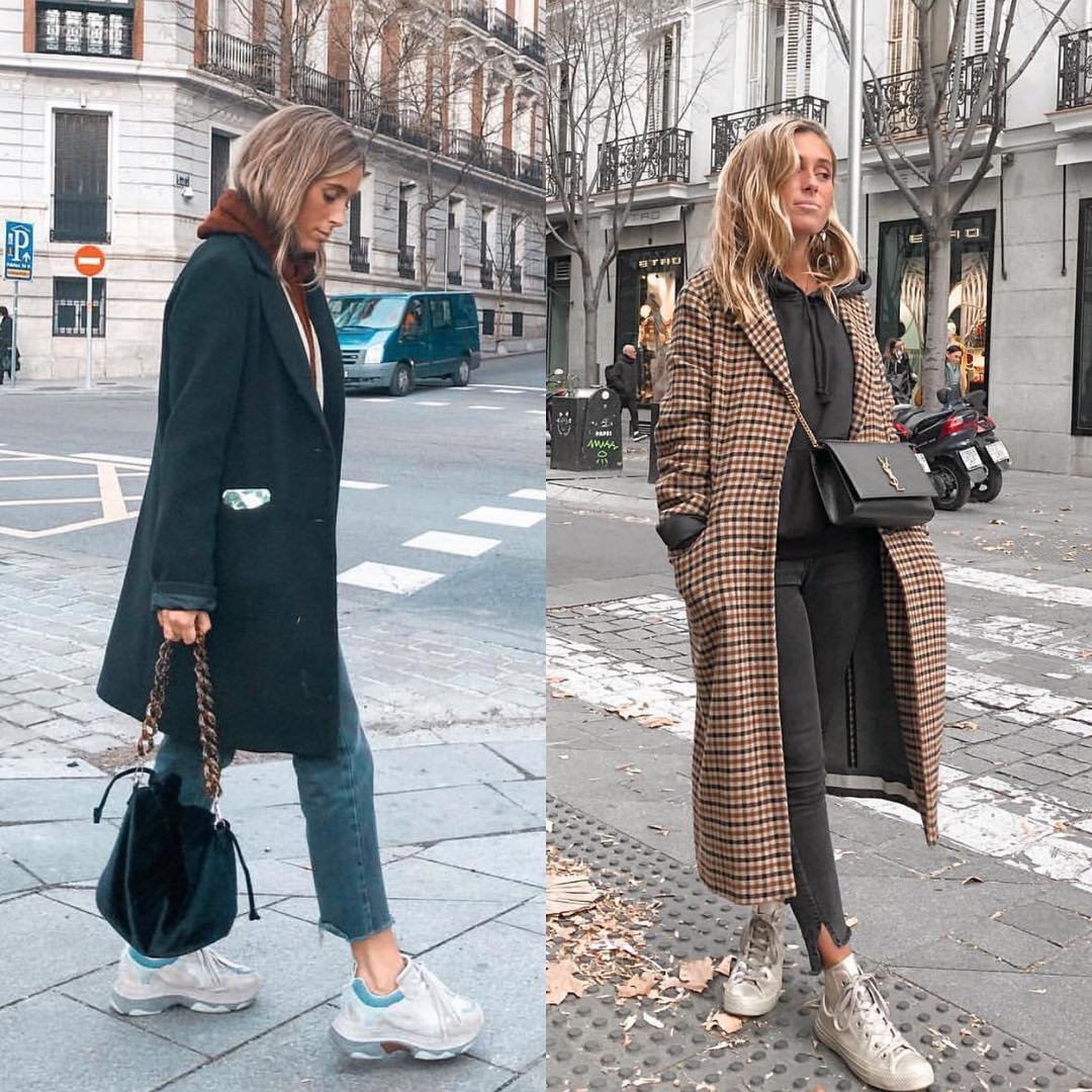 Parisian Chic Essentials: Cozy Coats For Fall 2019