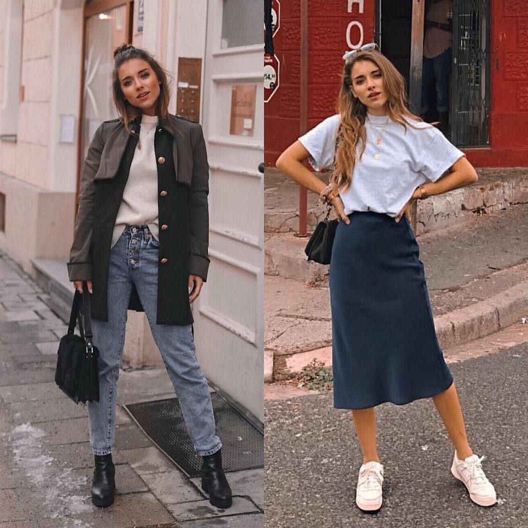 Basic Casual Versus Dressy Casual: Best Combo For Spring 2019