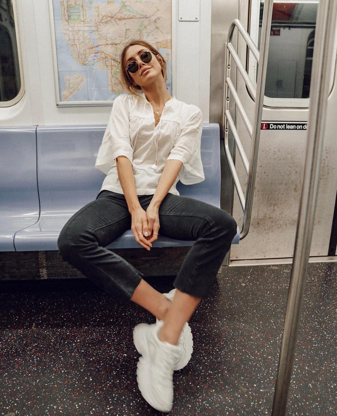 Spring Urban Essentials For Women: Leather, Denim And Kicks 2021