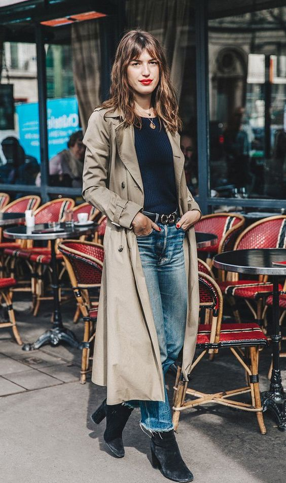 Trench Coats Spring Style Guide 2019