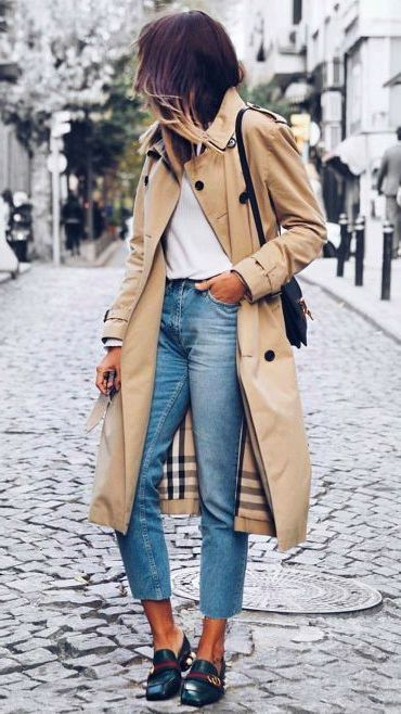 Trench Coats Spring Style Guide 2020